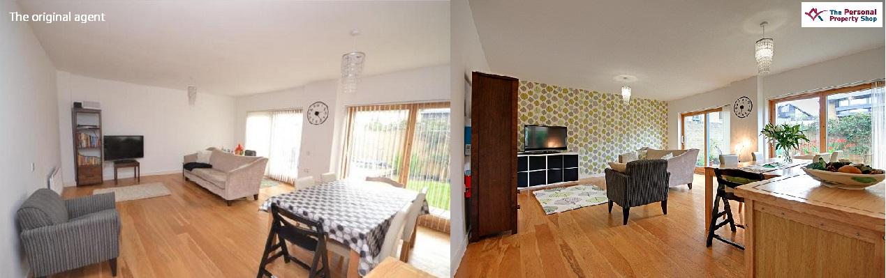 home staging the personal property shop. Black Bedroom Furniture Sets. Home Design Ideas